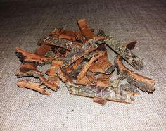 Apricot tree bark variety pack, bark craft, natural craft supply, woodland craft supply, woodland wedding decor, wood art, centerpieces by KhalaziyWoods on Etsy