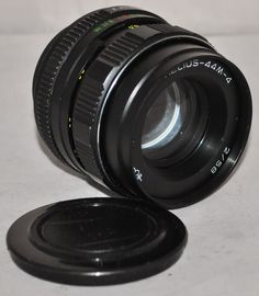 HELIOS-44M-4 SLR 2/58 Camera Lens with M42 Screw Fit #86040301