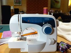My sewing machine, nothing fancy