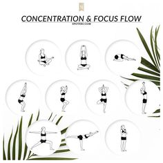 Take a yoga break at work and boost your productivity! This 8 minute yoga flow stimulates the brain and central nervous system, enhances memory and concentration, and improves your mental focus. http://www.spotebi.com/yoga-sequences/concentration-focus/ @