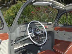 Interior 63 VW Bug
