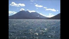 Part 1 (Beautiful) Lake Atitlán Guatemala-for the kids to see Lake Atitlán and Panajachel when we read Patricia va a California