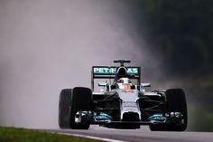 Rain and Formula 1