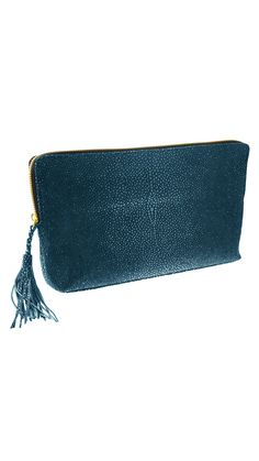 Love this Valenz handmade clutch. So elegant and trendy!