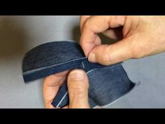 DIY 裁縫 かんぬきとめ (閂止め) 4種類 Bar tacking Four ways 『kannukidome』