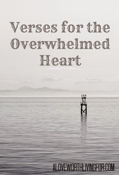 Verses for the Overwhelmed Heart - 4 Scriptures to Fight Overwhelm & Fatigue Verses For the Overwhelmed Heart - Verses of Scripture for When You Are Feeling Overwhemled: Wheat does the Bible Say About Being Overwhelmed? Where Is God When I am Overwhelmed? I Am Overwhelmed, Christian Quotes, Christian Women, Christian Living, Christian Motivation, Christian Life, Gods Love, That Way, Bible Verses