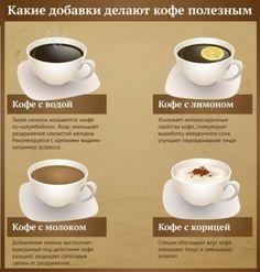 neskol'ko poleznykh sovetov v kartinkakh Coffee Is Life, Coffee Time, Coffee Infographic, Coffee Pictures, Medical Facts, International Recipes, Kitchen Hacks, Barista, Food Photo
