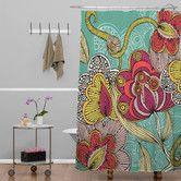 Found it at AllModern - Valentina Ramos Beatriz Shower Curtain