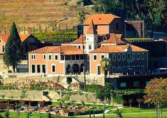 Exclusive vineyard resort in Douro Valley Portugal. Aquapura Hotel is a luxury resort situated in the Douro wine region. Wine hotel in Portugal.