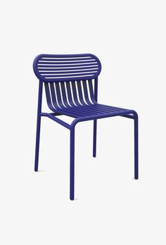 Weekend chair, Petite Friture Outdoor Chairs, Outdoor Furniture, Outdoor Decor, Stacking Chairs, Urban Life, Terrace, Ottoman, Philippe Starck, Gardening