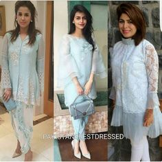 #bestdressed #eid2016 #pakistaniweddings #pakistanifashion #gorgeous #model #pakistan #wedding #clothes #pakcouture #pakistanfashion #desi… Pakistani Fashion Party Wear, Pakistani Outfits, Indian Fashion, Fashion Pants, Women's Fashion Dresses, Eastern Dresses, Classy Suits, Pakistan Fashion, Desi Clothes
