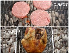 Grilling: Direct vs. Indirect Heat - This can literally open a whole new world of outdoor cooking for you. Read more (find more kitchen tips + recipes) just go to my BLOG with Bed Bath And Beyond - Above and Beyond.