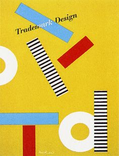 Paul Rand, Book Cover (Unpublished), 1951