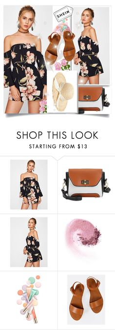 """""""SHEIN 1/10"""" by azra123456 ❤ liked on Polyvore featuring Etiquette and Clarins"""