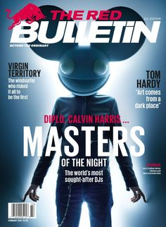 #ClippedOnIssuu from The Red Bulletin February 2016 - US