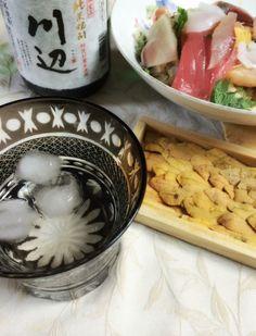日本酒が飲めるなら米焼酎も飲める!と勧められて飲めるようになりました!川辺、すっきりして美味しいです【そらそらさん】