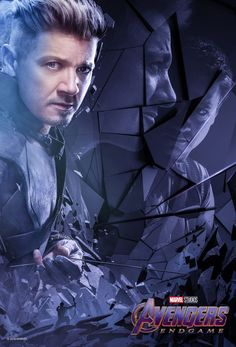 More Avenger: Endgame Character Posters <br> All images: Marvel These Avengers: Endgame posters from Boss Logic are awesome. Each one features one of the original Avengers . Marvel Avengers, Marvel Comics, Avengers Quotes, Marvel Fan, Marvel Heroes, Marvel Characters, Captain Marvel, Captain America, Hawkeye Marvel