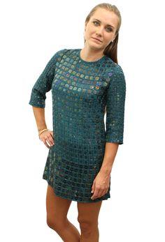 Mita Sequin Dress  www.wearwillow.com