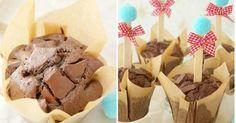 Cómo hacer el muffin de chocolate perfecto