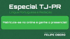 Especial TJ-PR
