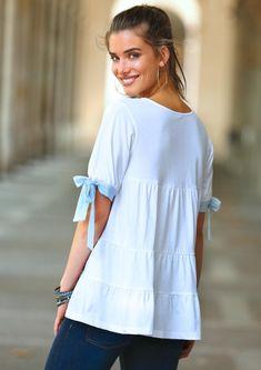 4968f9bcdd7ca4 Blanc - autres - Femme - 3Suisses. Tee-shirt ...