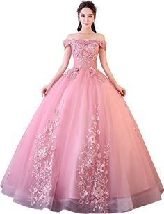 dbc7c4d185 Best Seller OkayBridal Okaybrial Women s Sweet 16 Quinceanera Dresses Blush  Pink Off Shoulder Lace Long Prom Ball Gowns Plus Size online -  Allshoppingideas
