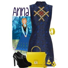 A fashion look from August 2015 featuring Mary Katrantzou dresses, Fratelli Karida ankle booties and Orla Kiely backpacks. Browse and shop related looks.