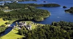 The family castle in Ireland! Not even kidding. It's a 5 star hotel, and I want to go so badly! Ashford Castle Ireland, Castles In Ireland, Ireland Destinations, County Mayo, The Great Escape, Travel Style, Wedding Bells, Wedding Things, Wedding Stuff