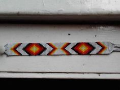 native american bead patterns free | loom beading | Tumblr