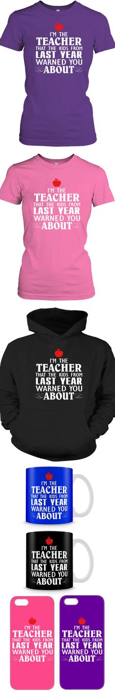 Love Being A Teacher? Then Click The Image To Buy It Now or Tag Someone You Want To Buy This For.