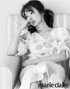 Yoon Eun Hye Returns to K-ent with Ravishing Marie Claire Pictorial | A Koala's Playground