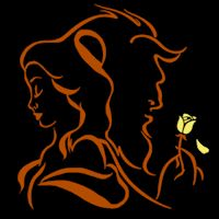 Beauty and the Beast Script - Stoneykins Pumpkin Carving Patterns and Stencils