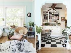 inspiration couleur #kitchen #scandinave #home #pastel