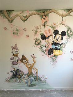 Disney Wandtattoo - Kinderzimmer ideen Disney wall decal Disney wall decal The post Disney wall deca Disney Kids Rooms, Disney Nursery, Girl Nursery, Nursery Ideas, Bedroom Ideas, Disney Babies, Girl Room, Baby Bedroom, Baby Room Decor