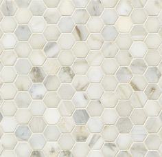 Pacific White Polished Stone Mosaic | Artistic Tile