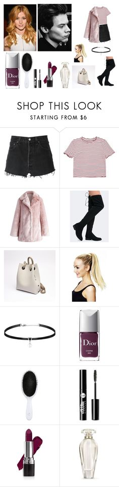 """SHE DRIVES ME CRAZY-homes chapel"" by nessasilva ❤ liked on Polyvore featuring RE/DONE, Chicwish, Qupid, Monique Lhuillier, Christian Dior, Charlotte Russe, Avon and Victoria's Secret"