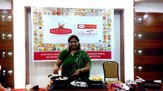 Prestige Bandhan, a multi-cuisine cookery show - held at Prestige Smart Kitchen store, Jamnagar. Smart Kitchen, Kitchen Store, Kitchen Hacks, Kitchen Outlets, Held, The Prestige, Cleaning Hacks, Cooking Tips, Kitchens