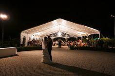 Scribner Bend Vineyards in Sacramento, California | Outdoor Wedding Reception Venue | Summer Wedding | First Dance