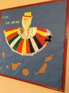 Maga Canaria y las 7 islas