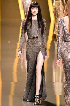 Elie Saab. (Paris Fashion Week)