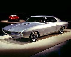 Chevrolet Super Nova Concept Car