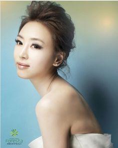 images of korean brides makeup | Korean Bridal Make-up