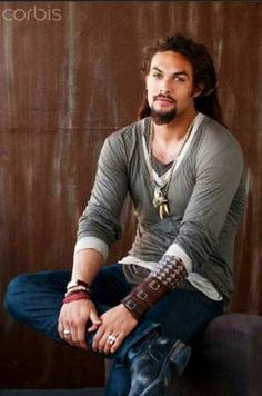 Jason Momoa | Khal Drogo (Good God!) | Game of Thrones