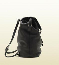gucci backpack side