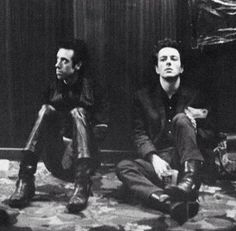 Mick and Joe