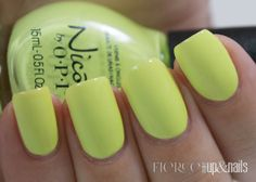 (pinkie, middle) China Glaze Be More Pacific ; (ring, index) NOPI Lay It on the Lime Nicole By Opi, China Glaze, Dupes, Nails, Nail Polishes, Lime, Fancy, Middle, Summer