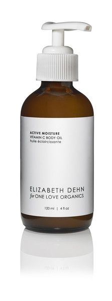Elizabeth Dehn for One Love Organics-Vitamin C Body Oil