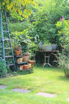 20 Casual Spring Garden Gates Design Ideas That Youll Love Back Gardens, Small Gardens, Outdoor Gardens, Garden Theme, Garden Art, Garden Tool Set, Gate Design, Garden Gates, Spring Garden