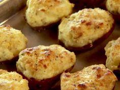 Twice Baked New Potatoes                                                                                                           12 new potatoes       ...