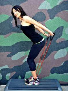 Amazing arm workouts for women (see ya, chicken wings) -- Chicken wing zapper